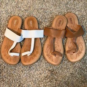 Shoes - Born sandals (both)